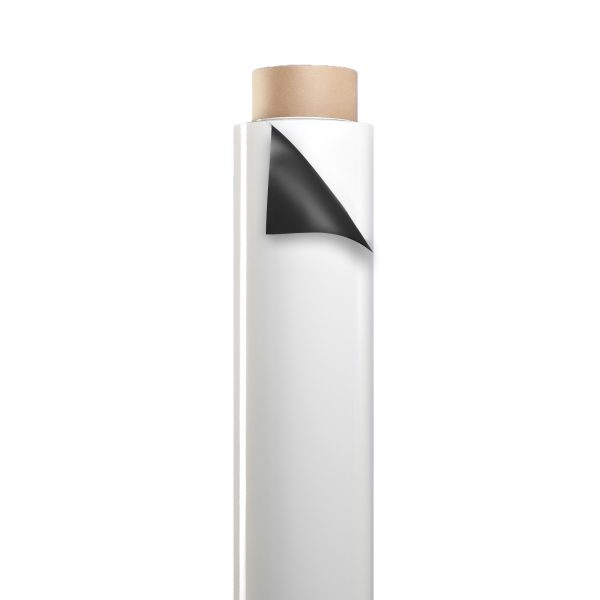 "24"" x 25' Dry Erase Roll - 30 mil"