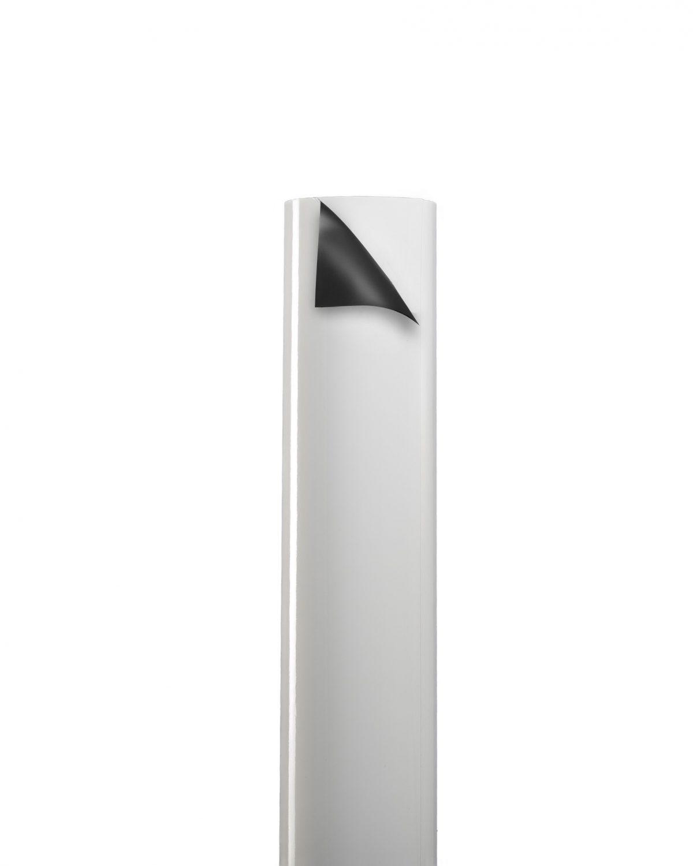 """24"""" White 30 mil Dry Erase Magnet Roll"""