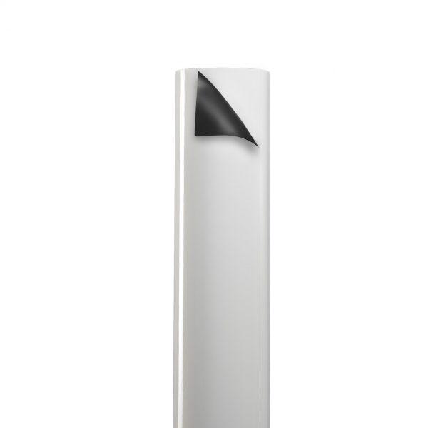 "24"" White 20 mil Dry Erase Magnet Sheet Roll"