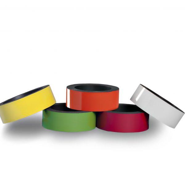 """2"""" Dry Erase Magnet Shelf Labels"""
