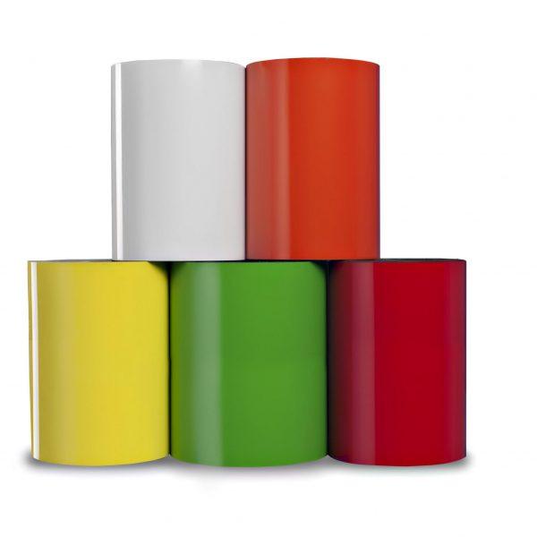 Dry Erase Strip Rolls & Shelf Labels
