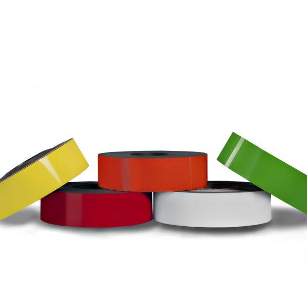 """4"""" Dry Erase Magnet Shelf Labels"""
