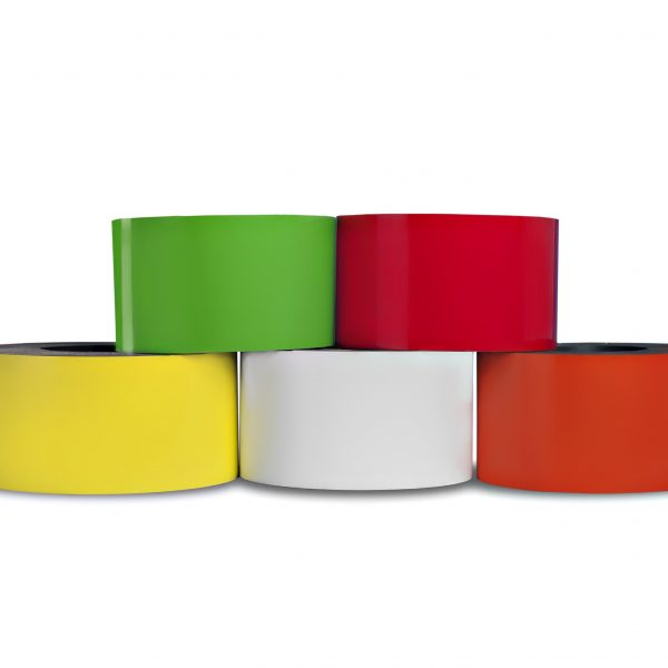 """3"""" Dry Erase Magnet 30 mil Shelf Labels"""