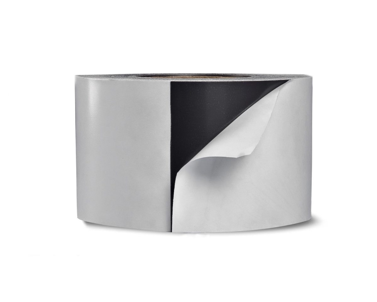 """5"""" Adhesive Magnetic Tape 20 mil Strip Roll"""