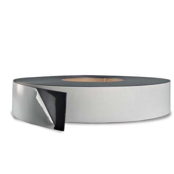 "1"" Premium Adhesive Magnet Tape 120 mil Strip Roll"