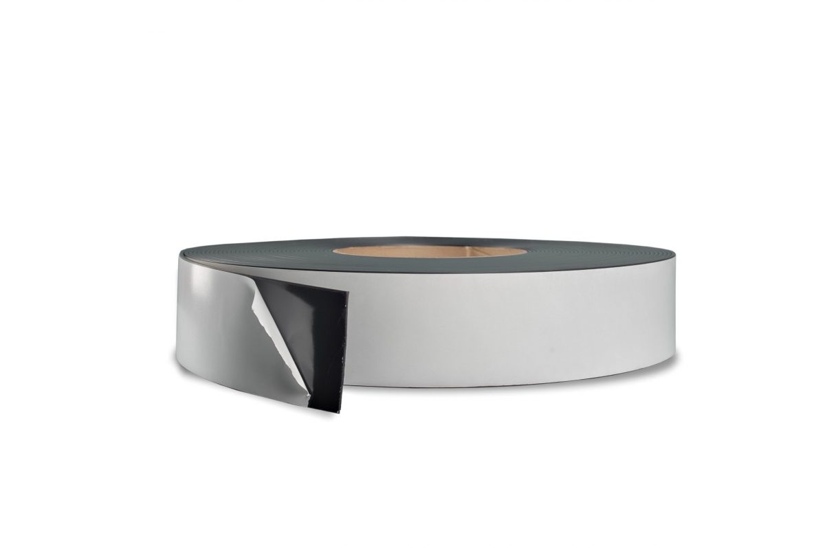 """1"""" Acrylic Adhesive Magnetic Tape - 120 mil"""