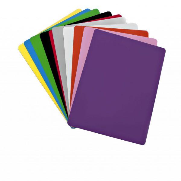 """8"""" Dry Erase Magnet 20 mil Shelf Labels"""