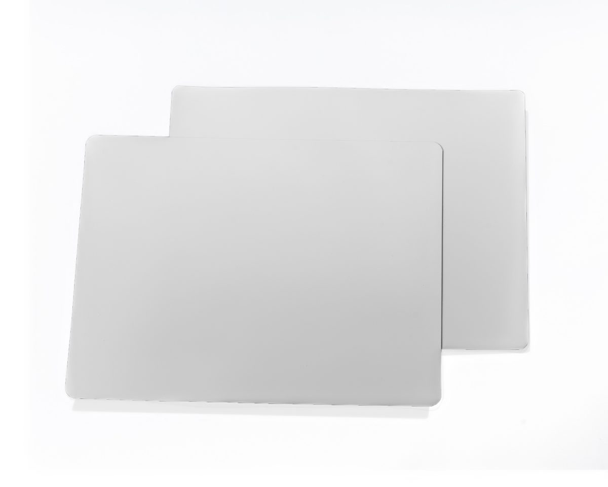 "12"" x 24"" Matte White Sign Blank Magnets"