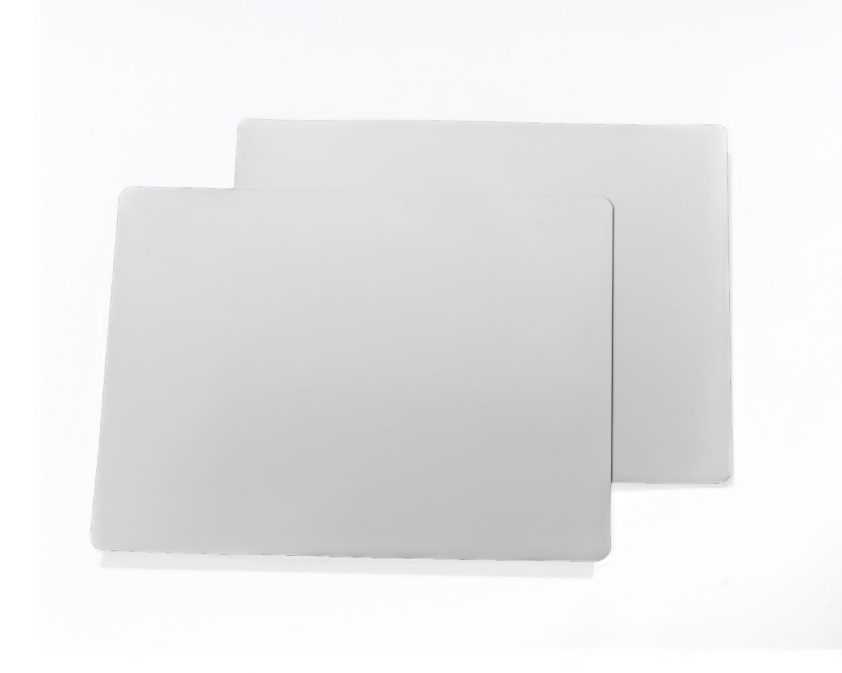 """12"""" x 18"""" Matte White Sign Blank Magnets"""