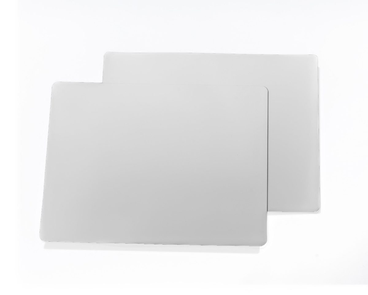 "9"" x 12"" Dry Erase White Magnet Sheets - 5 Pack"
