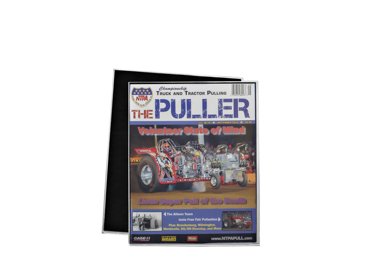 """8"""" x 10"""" Magnetic Photo Protector Sleeve"""