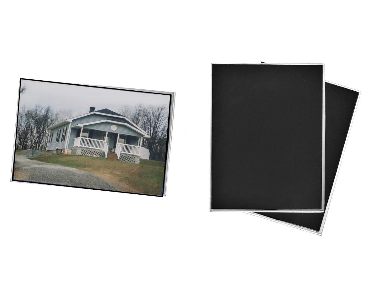 "4"" x 6"" Magnetic Photo Protector Sleeve"