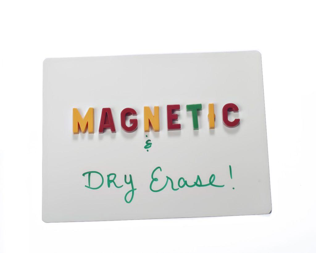 "15.25"" x 36"" Dry Erase Whiteboard Sample"