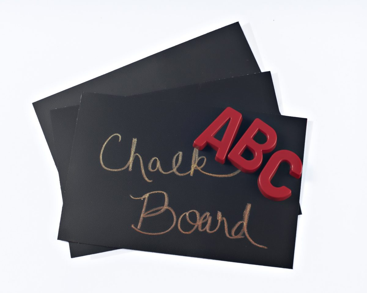 Chalkboard Sheet Rolls By The Foot