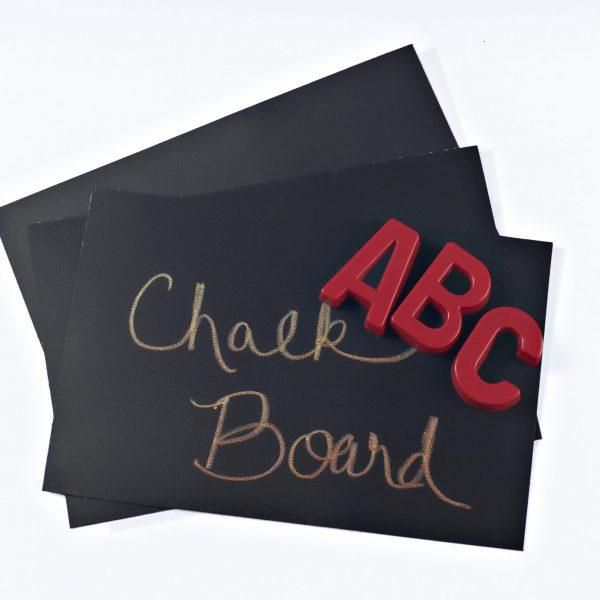 Chalkboard Sheets