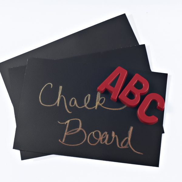 Chalkboard Sheet Sample