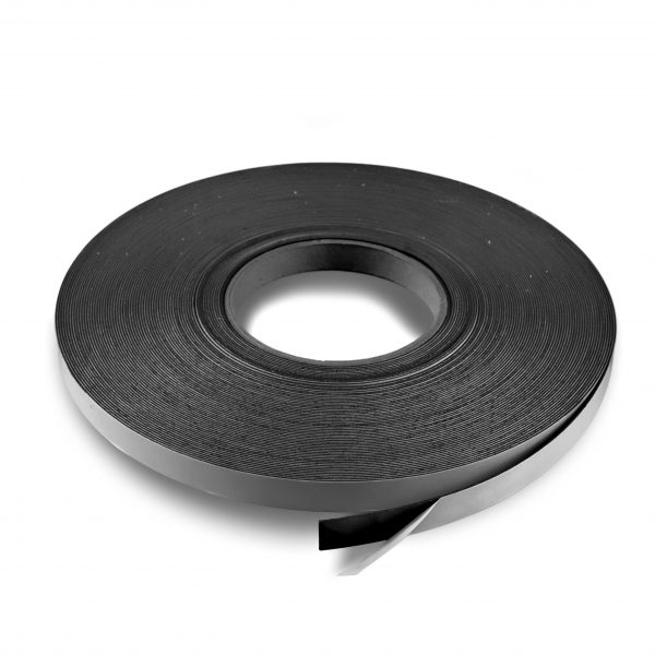 "1"" Acrylic Adhesive Magnetic Tape - 60 mil"