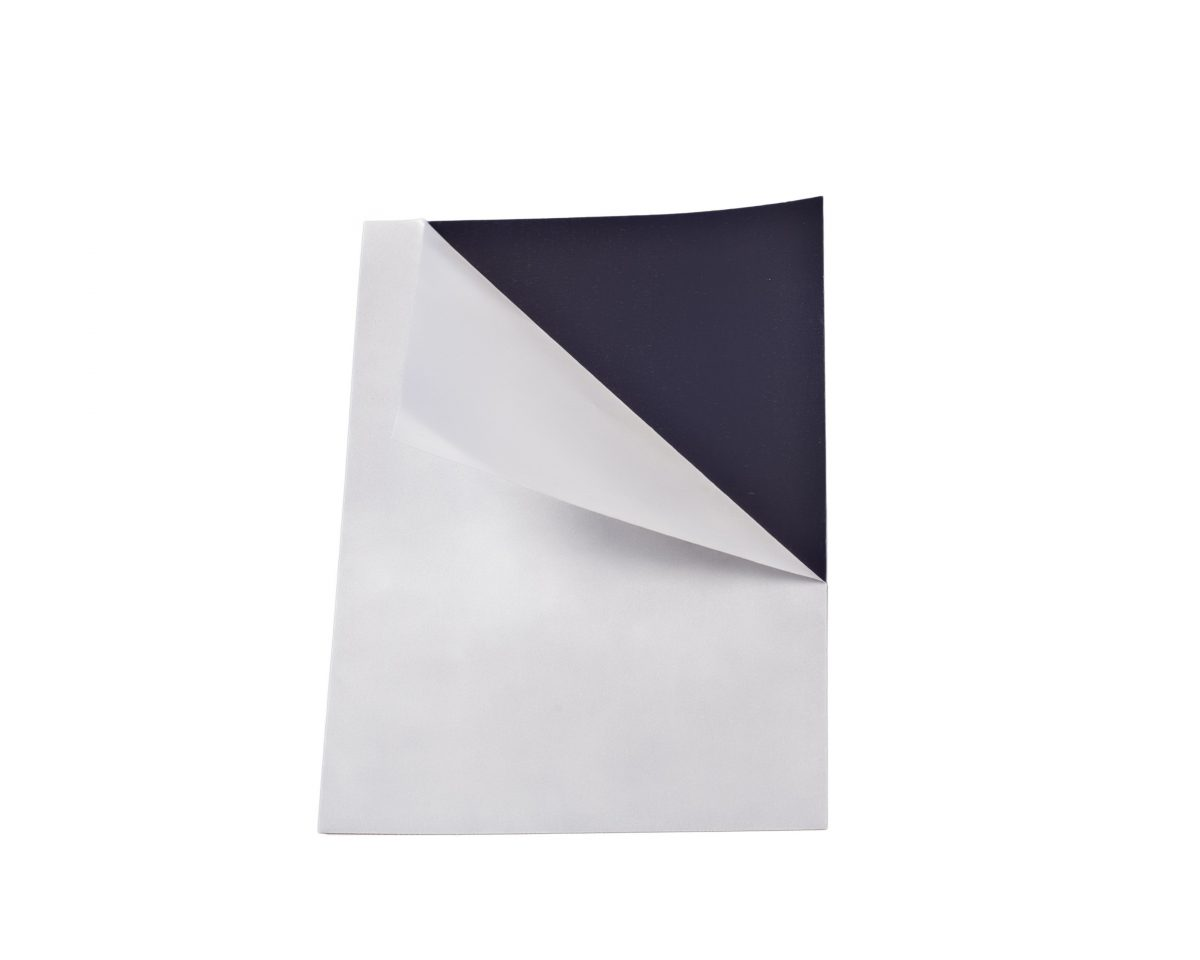 """20 mil 4"""" x 6"""" Indoor Adhesive Magnet Sheets"""