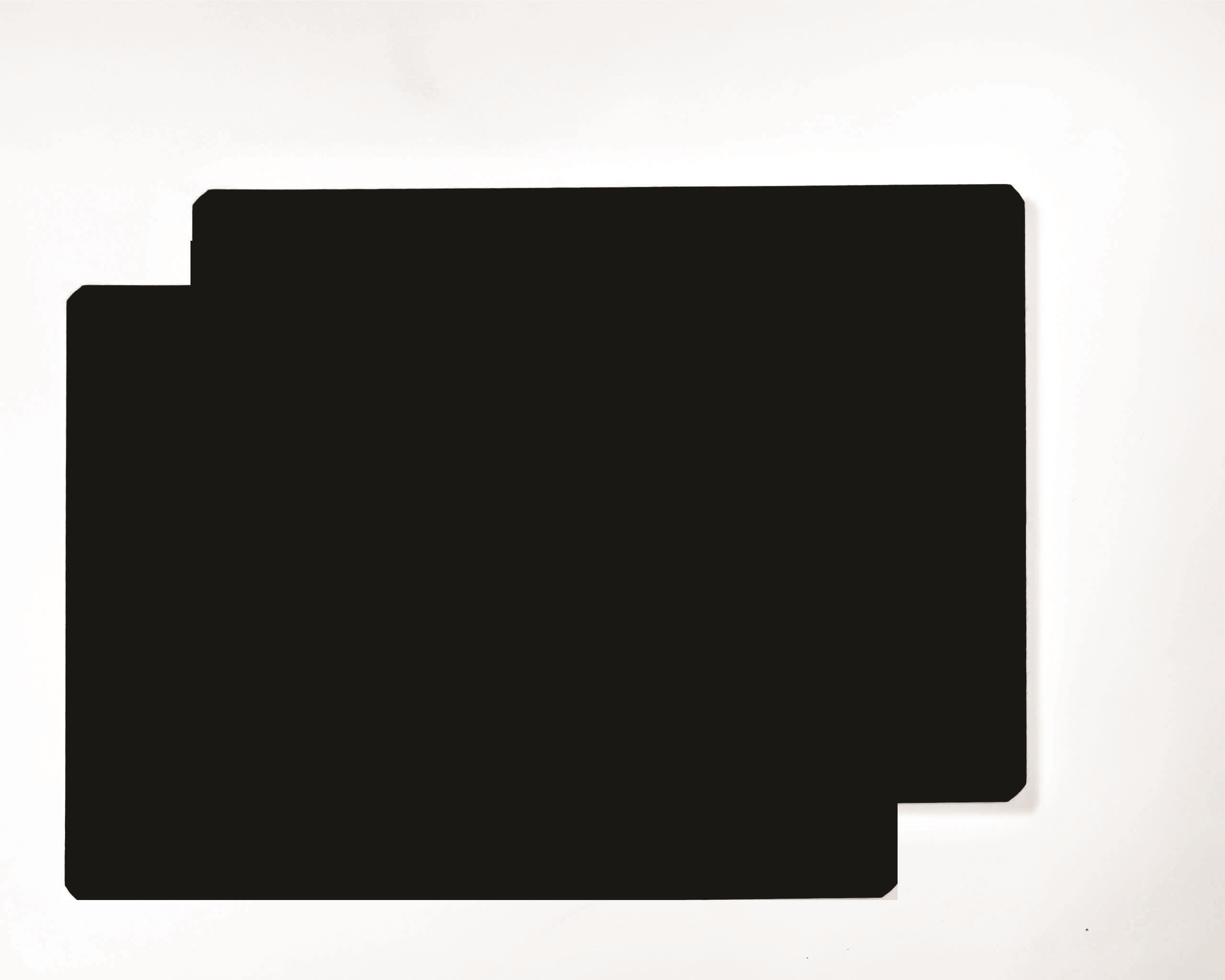 Pack of 12 Black 24mm Magnets