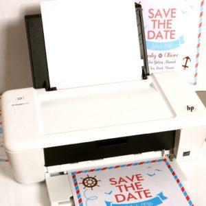 Laser and Inkjet Printable Magnet Sheets