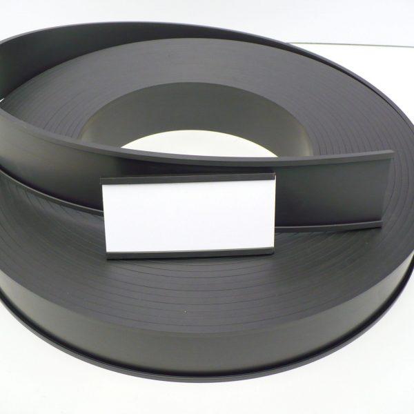 C-Channel Magnetic Data Card Holder Shelf Labels