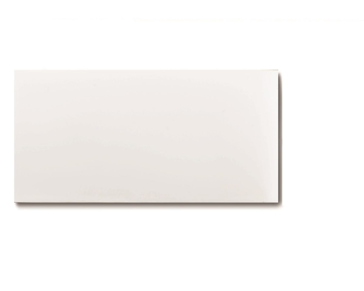 Matte White Sign Magnet Sample