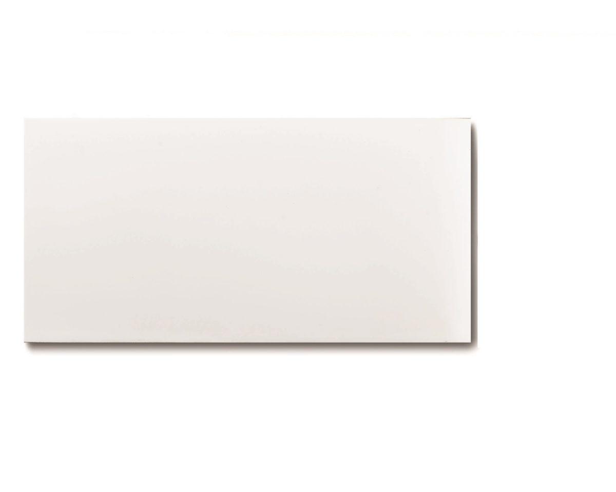 Matte White Sign Magnet Sample
