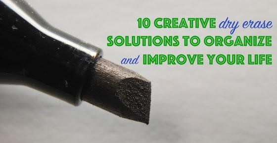 Creative dry erase solutions picture